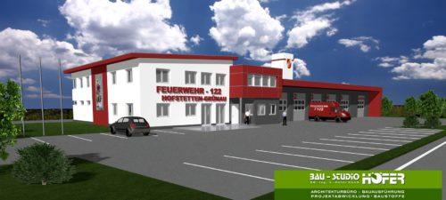 Projekt Feuerwehrhaus Neubau, 27.11.2016